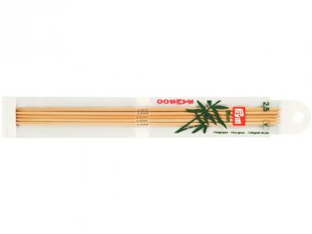 Prym Strumpfstricknadeln Bambus - 2,50mm