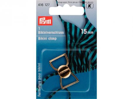 Prym Bikini- und Gürtelverschluss - 15mm