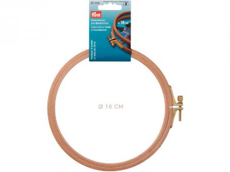 Prym Stickrahmen Buchenholz - 16cm
