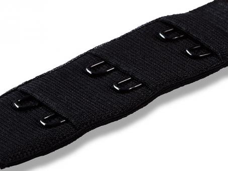 Prym BH-Verlängerer 3x2-Haken-25mm-schwarz