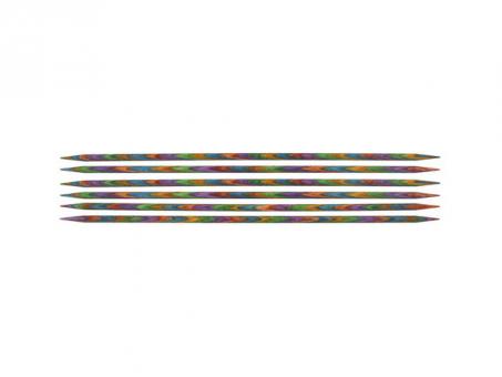 KnitPro Synphonie Nadelspiel - 3,0 mm (20cm)