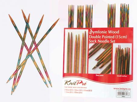 Knit Pro Spiele Set 15cm,20651