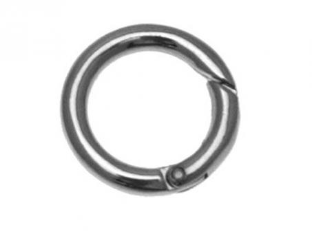 Ring zum öffnen-vernickelt Ø 22mm