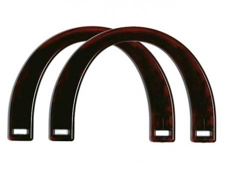 Taschengriffe (paarweise) 17x12cm - Bernstein