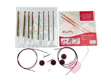 Knit Pro Tunesische H.N. Set
