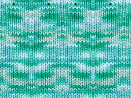 Capri (Print) - Perlhellgrau-Weiß-Grün-Weißgrün Perlhellgrau-Wei