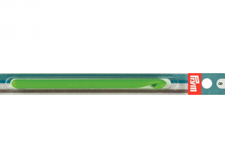 Prym Woll-Haekelnadeln o. Griff KST Color 14 cm 8,00 mm