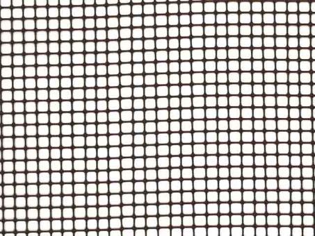 Taschennetz ca.100cm breit braun Meterware 10 x 10 mm