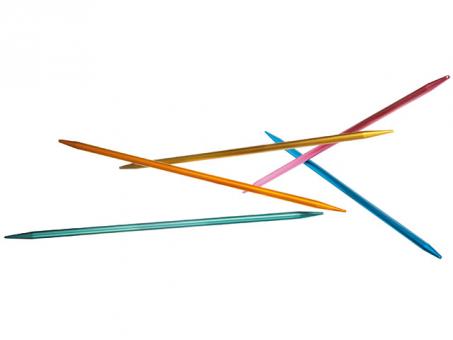 addi Colibri Nadelspiel - 2,5mm (20cm) 20cm-2,5