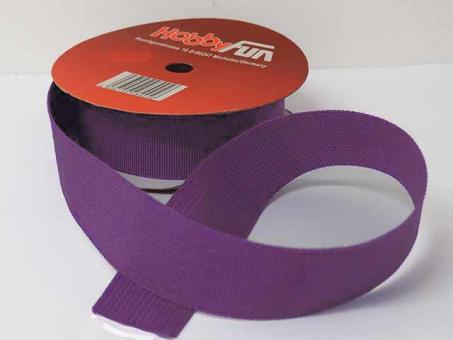 Gurtband 38mm (Polyester) - Burgund