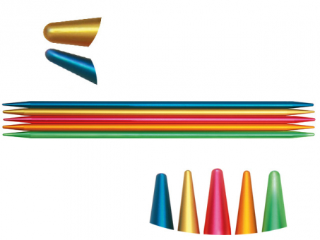 addi Colibri Nadelspiel - 2,5mm (15cm)