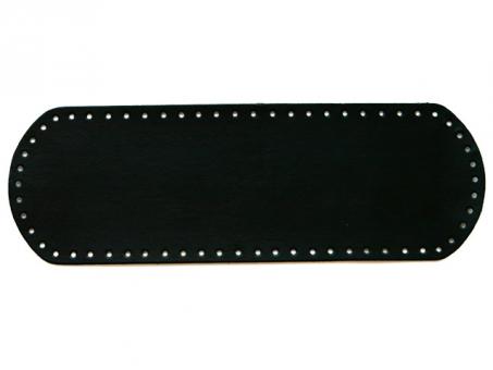Taschenboden Ecoline 21x8cm schwarz