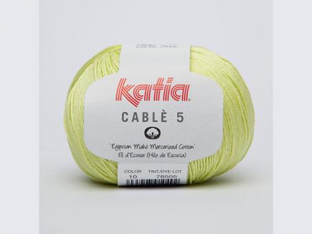 Cable 5 - Limette