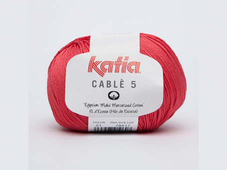 Cable 5 - Koralle