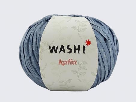Washi - Hellblau