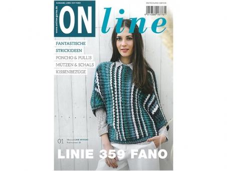 ONline fantastische Strickideen - Linie 359 Fano