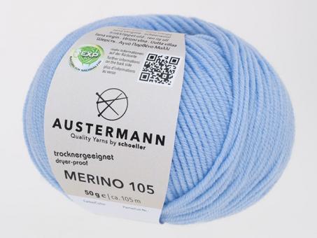 Merino 105 (EXP) - Azur azur