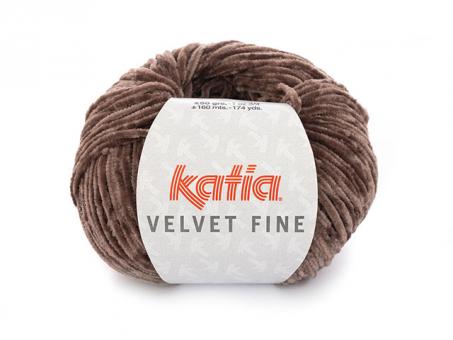 Velvet Fine - Braun