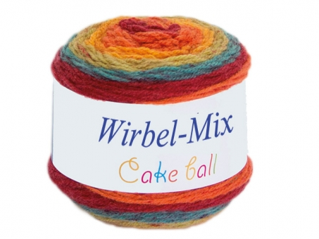 Wirbel Mix (Cake Ball) - Rainbow rainbow