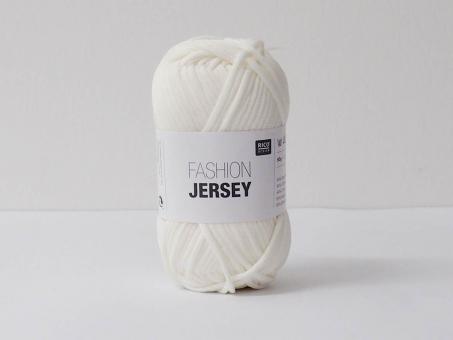 Fashion Jersey - Weiß
