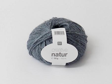 Creative Natur - Grau-Blau BLAU-GRAU