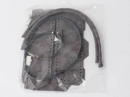 Taschenzubehör-Set - Grau (dunkel)