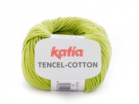 Tencel Cotton - Maigrün