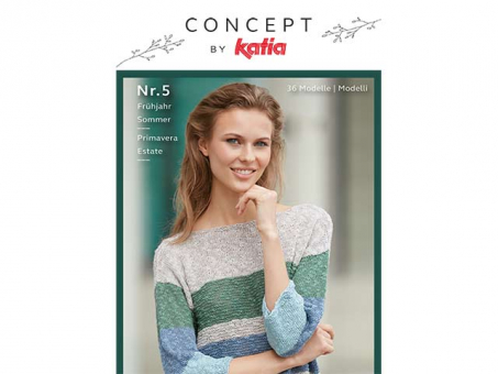 Zeitschrift CONCEPT5-