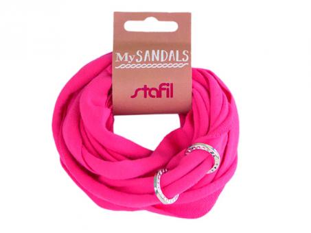 MySANDALS Sandalenband - Pink