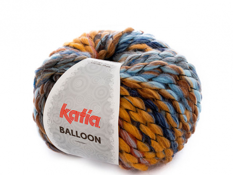 BALLOON Kamel-Hellblau-Blau Kamel-Hellblau-B