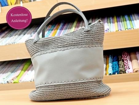 Taschenanleitung SWAN - Grau