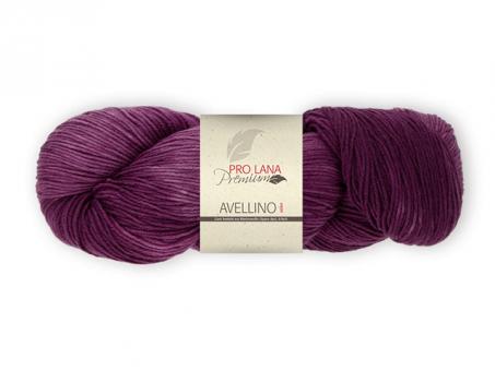Pro Lana Avellino (Color) - Brombeere