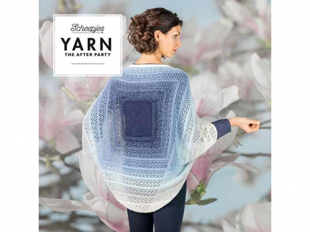 Scheepjes Yarn (The After Party) - Indigo Shrug