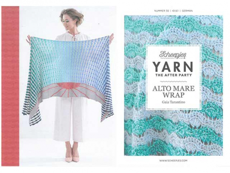 Scheepjes Yarn (The After Party) - Alto Mare Wrap