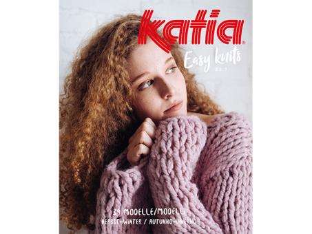 Zeitschrift -easy knits Nr.7
