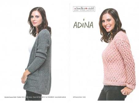 Anleitung für Adina