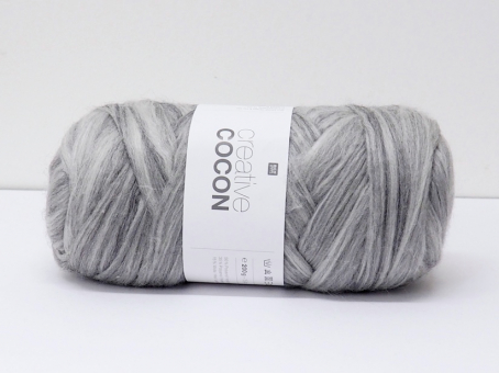 Creative Cocon - Silber silber