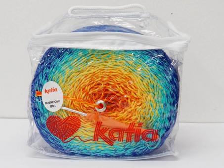 Rainbow Big Kit - Blau-Türkis-Gelb