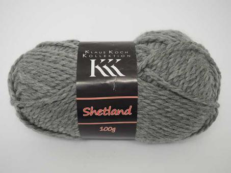 Shetland - Grau grau