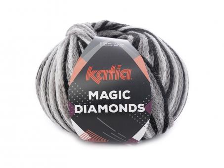 Magic Diamonds - Schwarz-Weiß schwarz-weiss