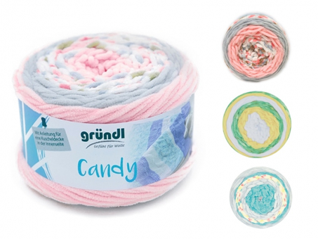 Babywolle Candy