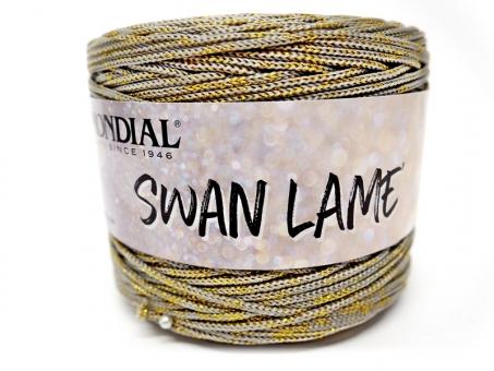 SWAN Lame Beige-Gold Lame Beige-Gold