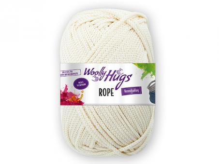 Woolly Hugs Rope Wollweiß