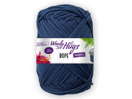 Woolly Hugs Rope Königsblau Königsblau
