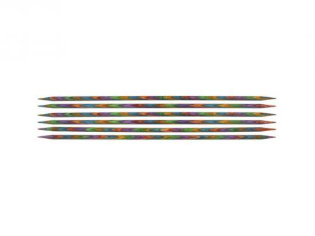 KnitPro Symfonie Nadelspiel - 2,5mm (20cm)