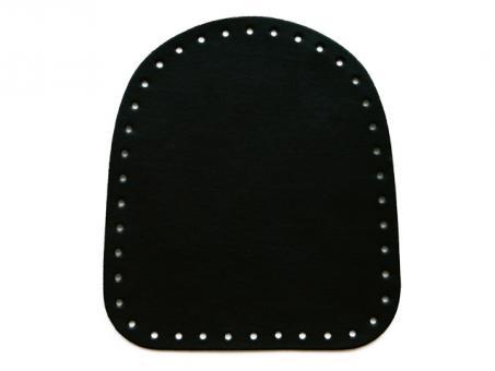 Taschen-Seitenteile Superlux paarweise 18x20cm -schwarz