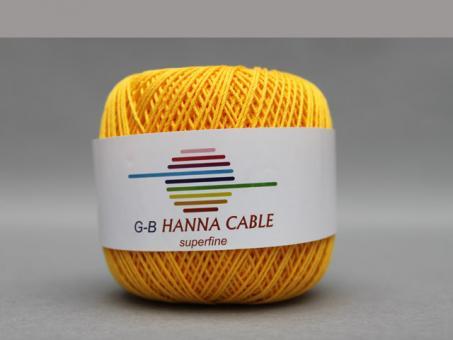 Hanna Cable - Sonnengelb