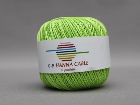 Hanna Cable - Maigrün