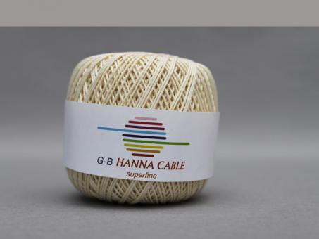 Hanna Cable - Beige