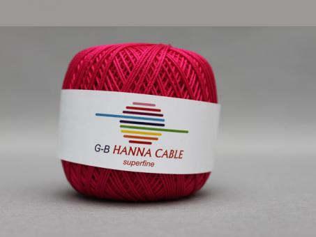 Hanna Cable - Pink